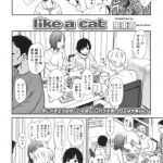 [DLsite][BJ137754][鬼束直(茜新社)] like a cat [.zip .torrent not exist]